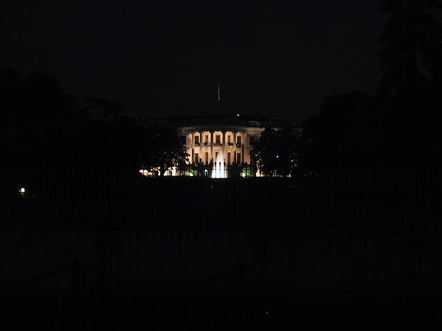 whitehouse_night