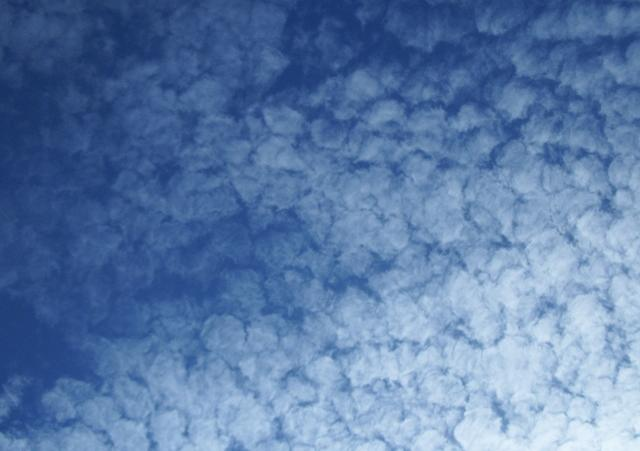 Fluffy clouds 1