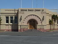 Art Deco National Tobacco Co. Bldg, Napier, New Zealand