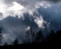 Stormy Weather - Dark Clouds