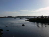 Arisaig, on the Road to the Isles