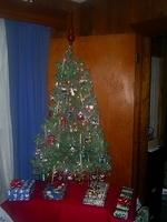 Small Artificial Christmas Tree