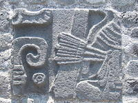Stone Carving (Xochicalco)
