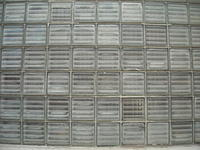 Glass Tile Window