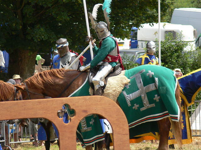 Knights at Azincourt