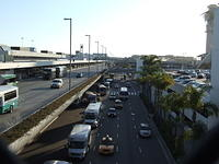 Traffic at LAX